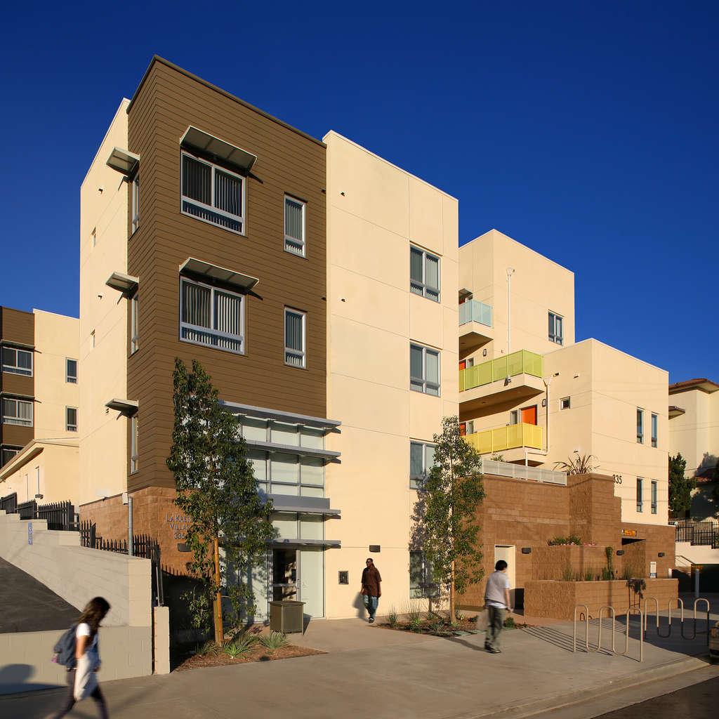 Cheap Apartments Los Angeles: La Kretz Villas