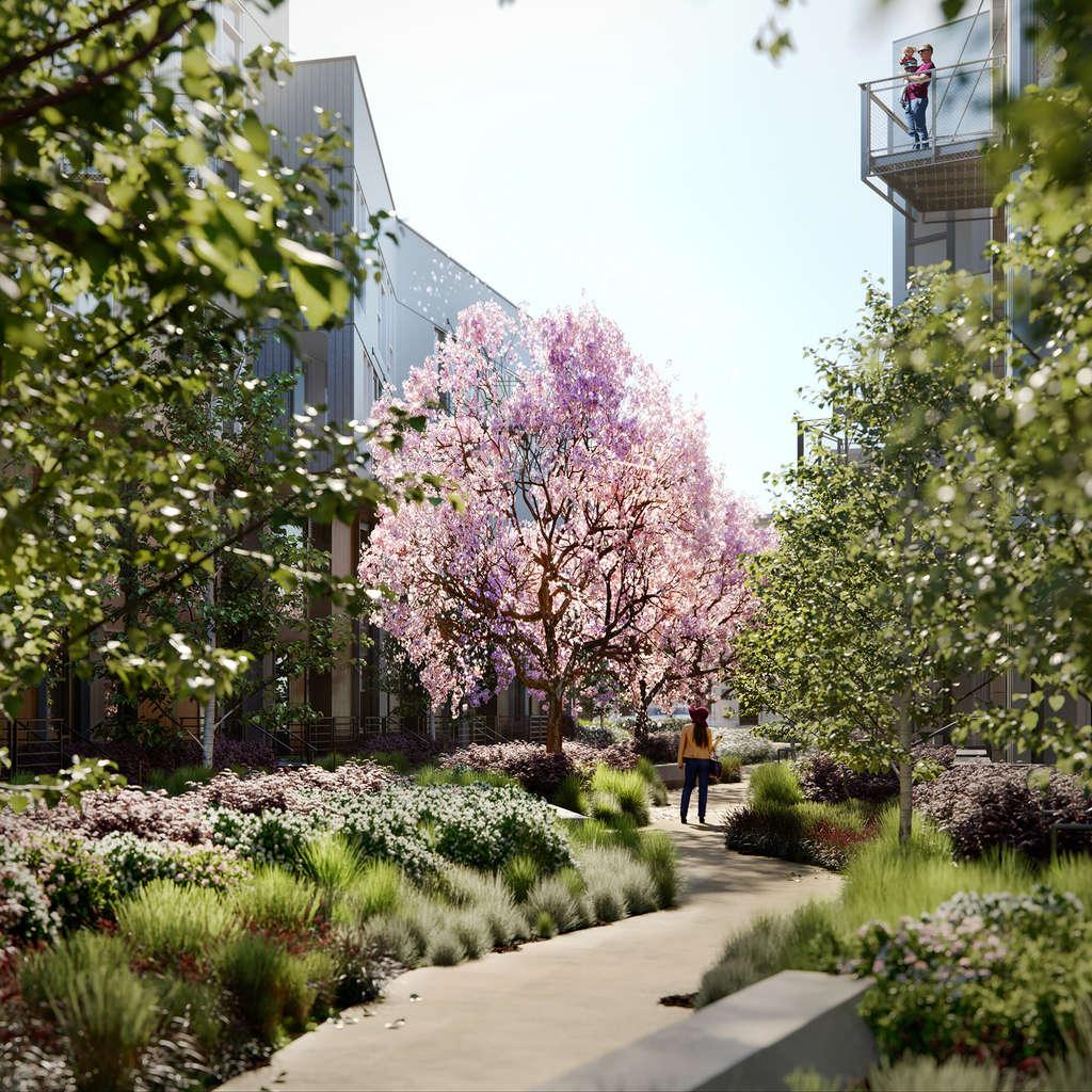 Mason Park Apartments: Blog Landing Page